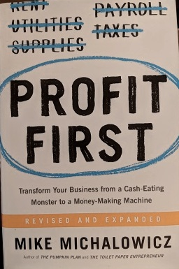 Profit First, Photo by Jeff Nelson