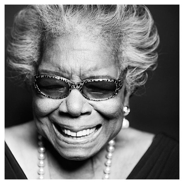She is not what she has done or written or spoken, it's how she did it all. She moved through the world with unshakable calm, confidence, and a fiery, fierce grace and abounding love.♥️ . . . #FreeYourStory #wcw #storyteller #poet #activist #writer #trailblazers #hbd #mayaangelou
