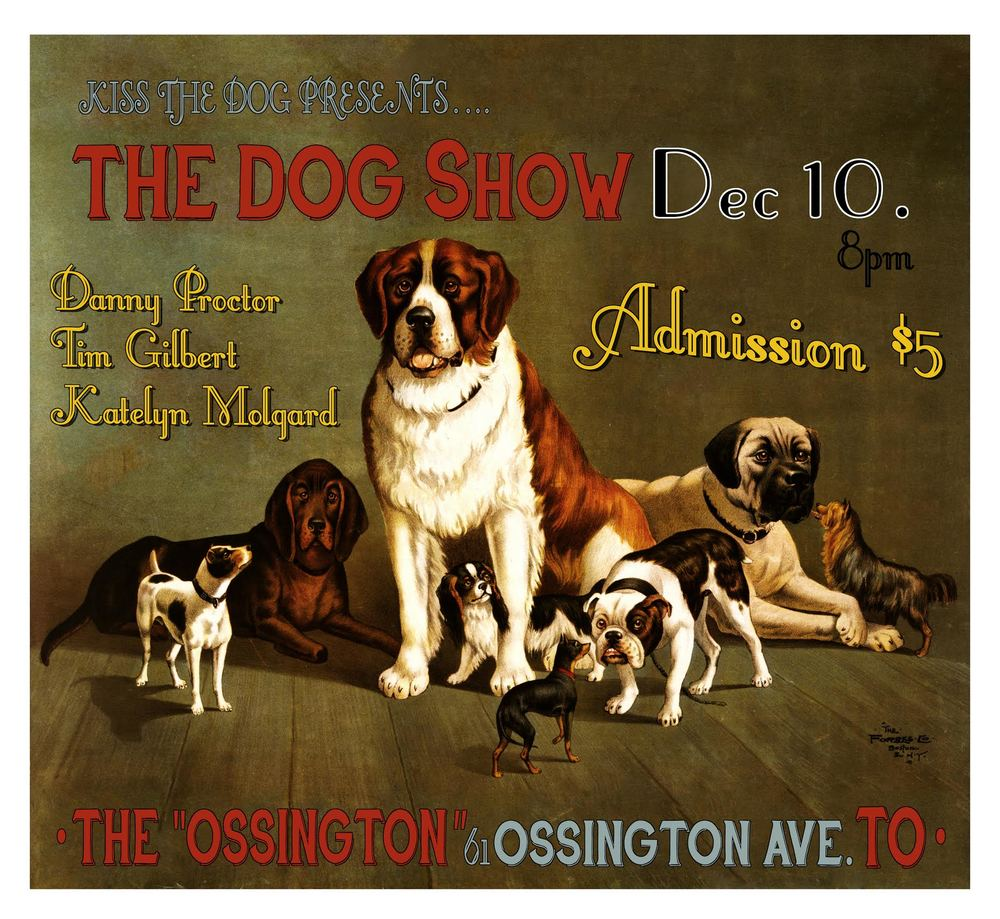 The Dog Show Flyer.jpg