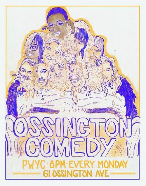 Ossington Comedy @ The Ossington