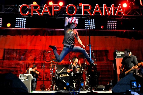 Crap-O-Rama @ The Ossington