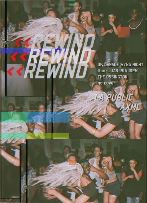 Rewind @ The Ossington