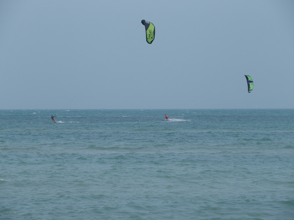 Kiteboarding in India, learn & progress in the sport