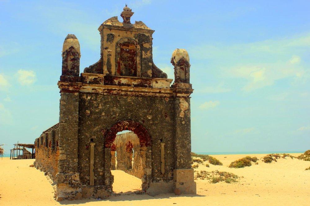 Dhanushkodi Ghost Town