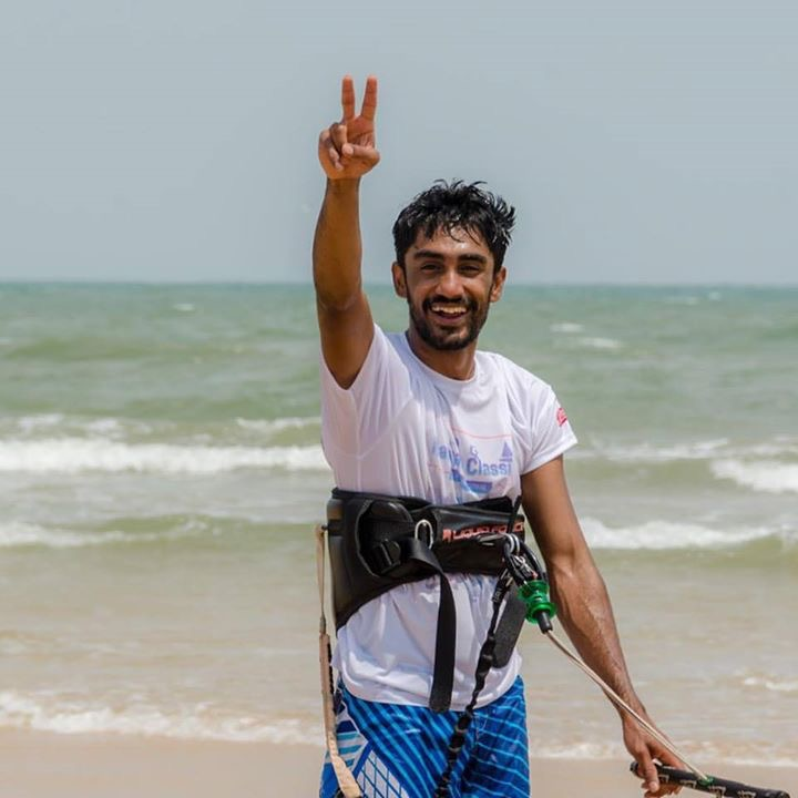 kitesurfing internship india