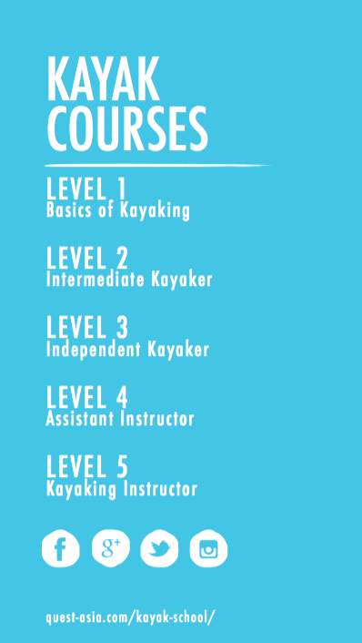 Kayak-Courses