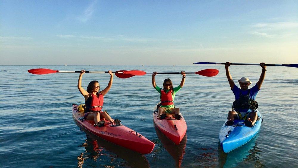 Kayaking-Rameswaram