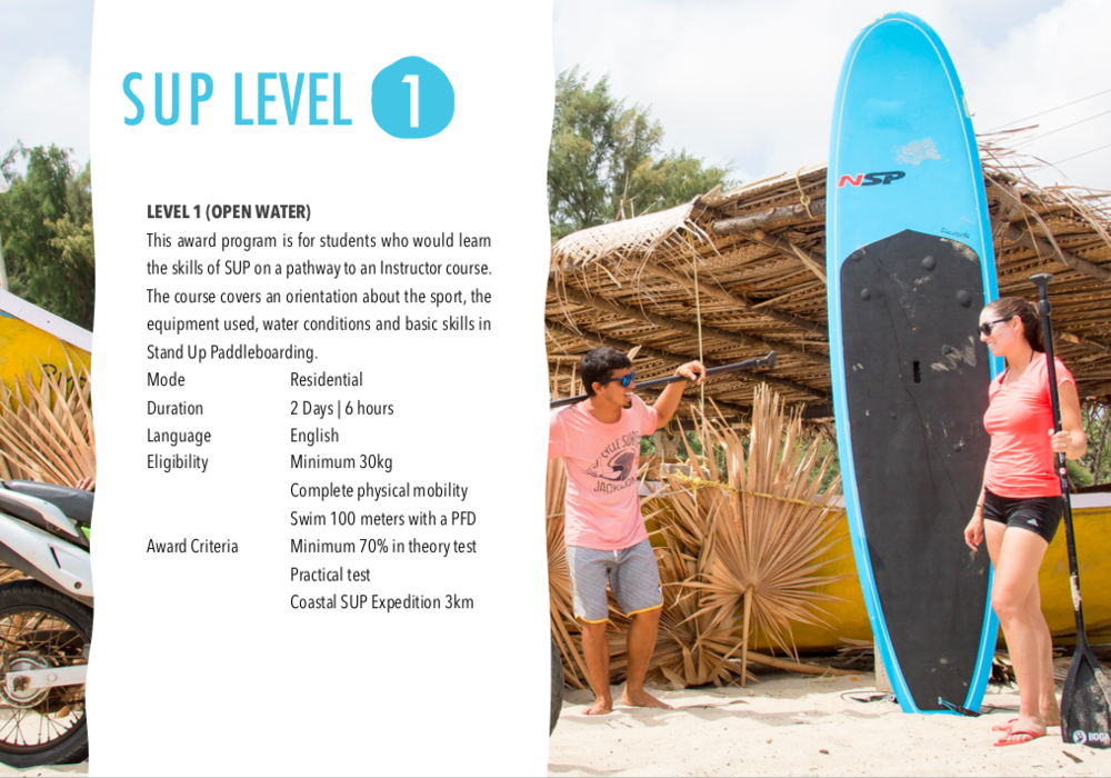 SUP-Training-Level1