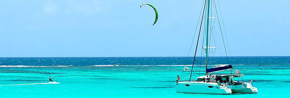 Kitesurfing Cruise - Join us on an epic Kitesurfing cruise in paradise! Some of the most secluded spots along the east coast with awesome conditions for Kitesurfing.Trip operates: On request | Duration: 4 hoursCapacity: Max 4 Kitesurfers + 2 Sailors