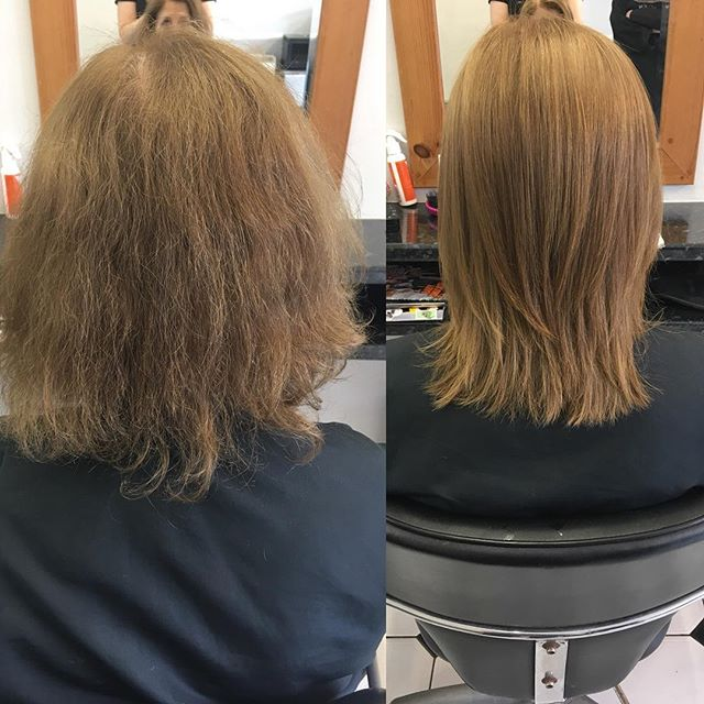 New!! Shampoo smooth, a semi permanent straightening treatment. De-frizz and straighten. Lasts up to 3 months. Colour can be done on the same day, no waiting time to wash hair, no special after care products required, faster than any other straightening system! From crazy frizzy to totally manageable hair in only one hour 😃. #smoothhair #thefirstshampoo #shampoosmooth #defrizzservice