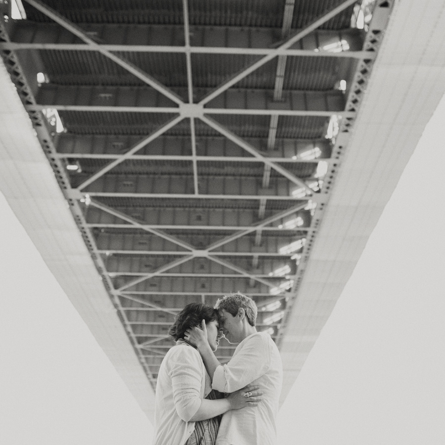 Philadelphia Same sex wedding photograph