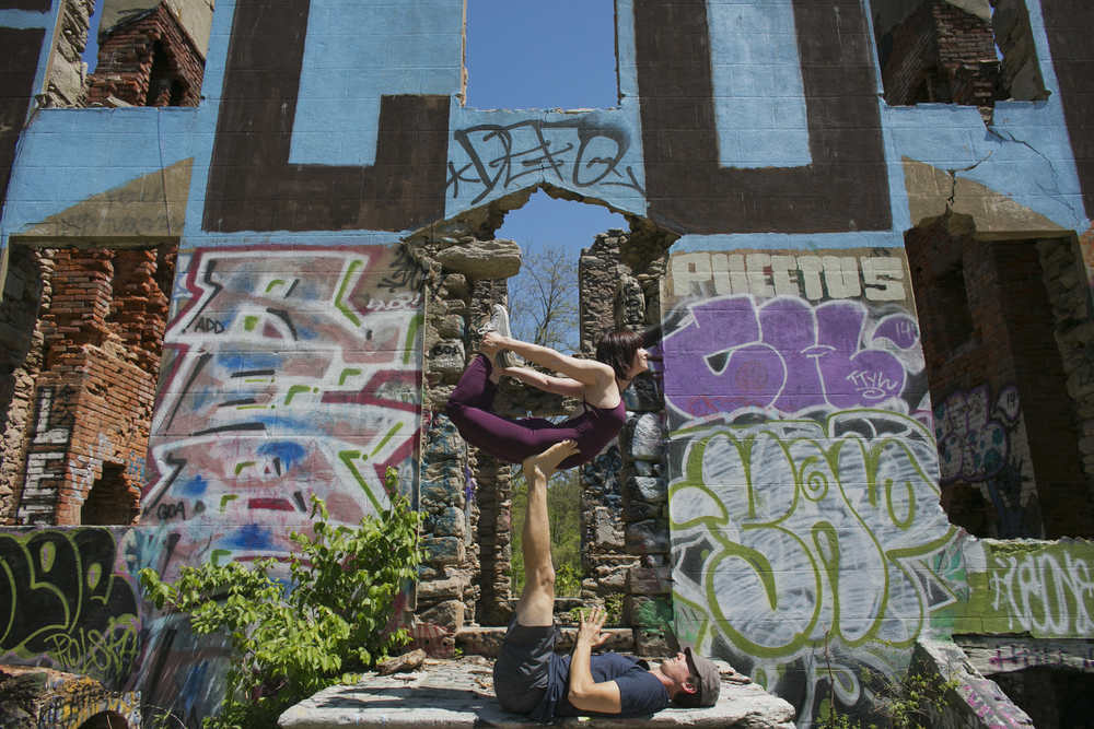 Philadelphia Yoga Photographer