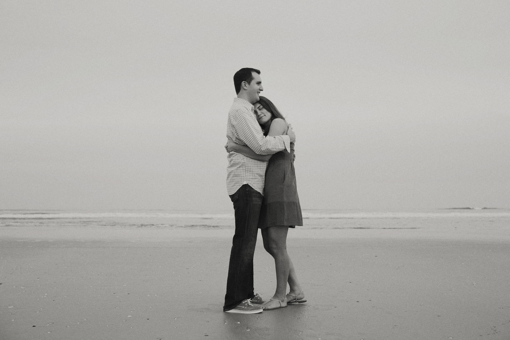 Ocean City engagement photography