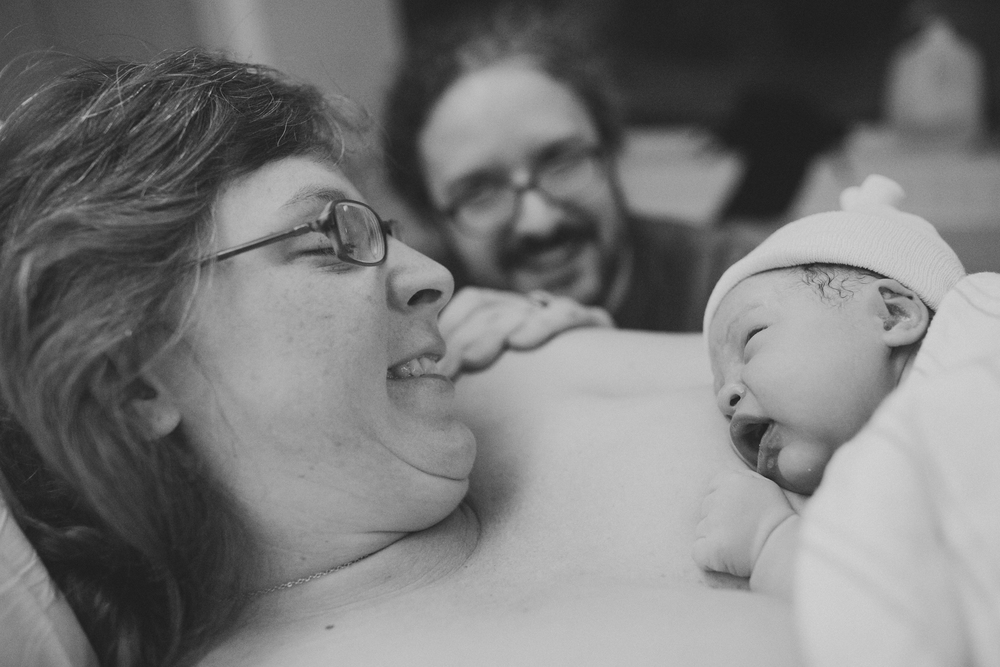Philadelphia Birth Photography