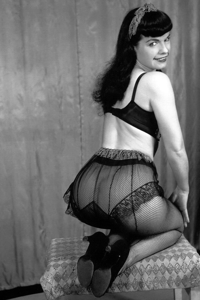 20th-century-man :     Bettie Page