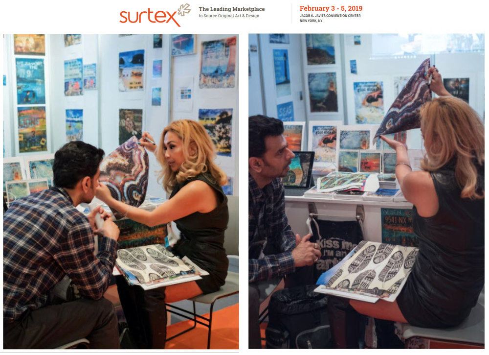 Jocelyn-Cruz-Artist-Surtex 2018 Manhattan NYC-Designer Collaboration.jpg