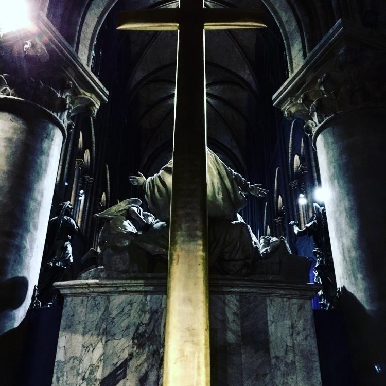 Notre Dame Cathedral--Paris
