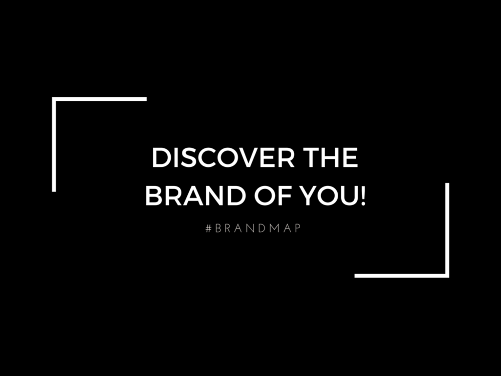 This is for: an individual looking to develop a personal or professional brand or an entrepreneur who is stuck in developing brand foundation. Either way we want to coach you from infrastructure to the marketplace.   To learn more: www.MyBrandMap.com