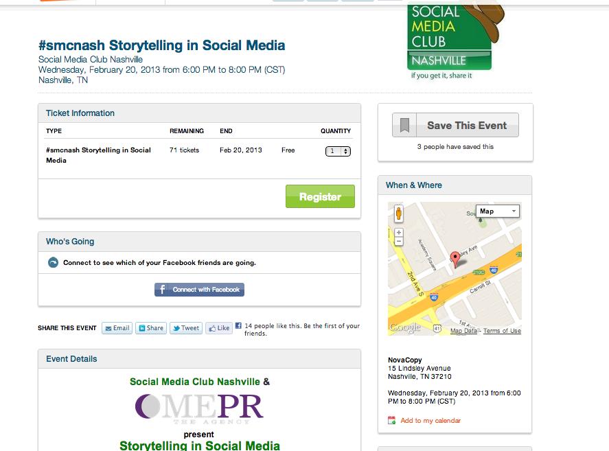 Social Media Week 2013