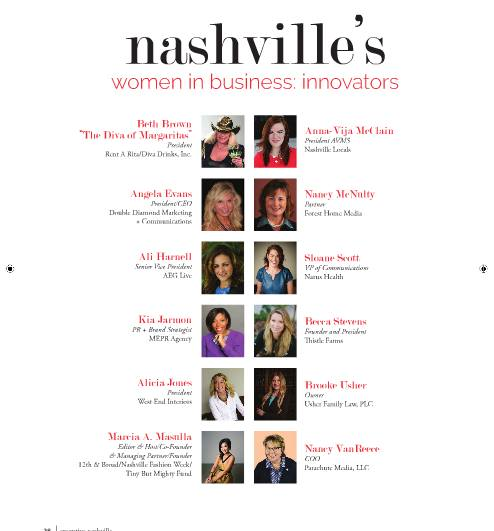 Nashville Executive Magazing Women in Business.jpg