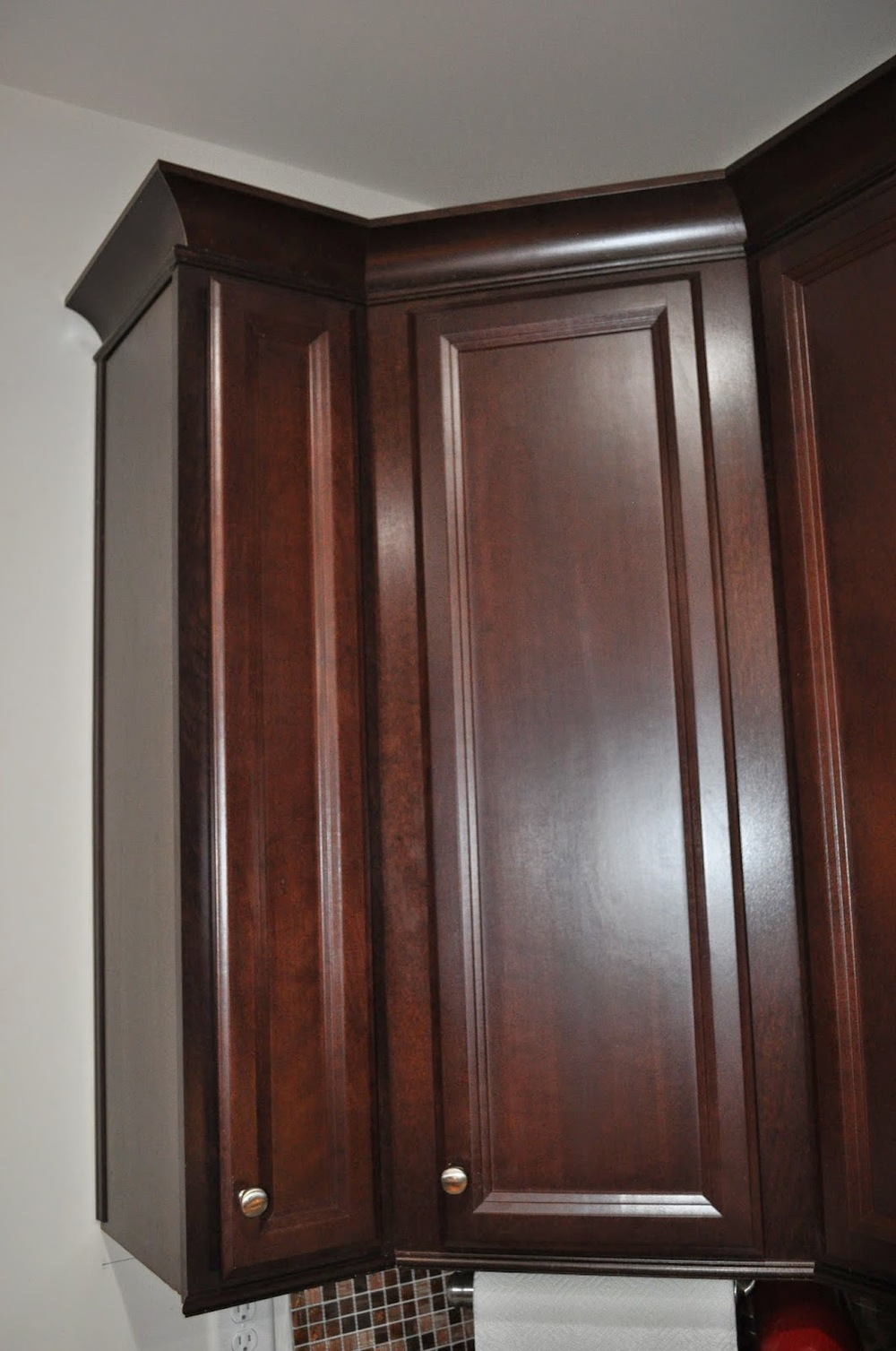 Cabinet Bottom Trim Cabinet Upgrade Another Rome