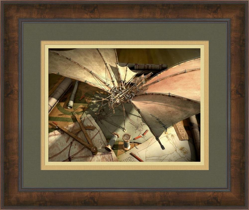 this artwork by balzs ppay was uploaded to pictureframescom to create a model of