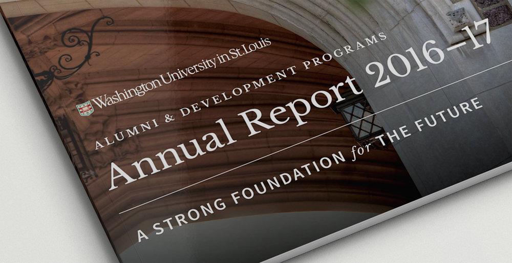 Kate Cunningham Design :: Washington University Alumni and Development Programs :: Collateral.jpg