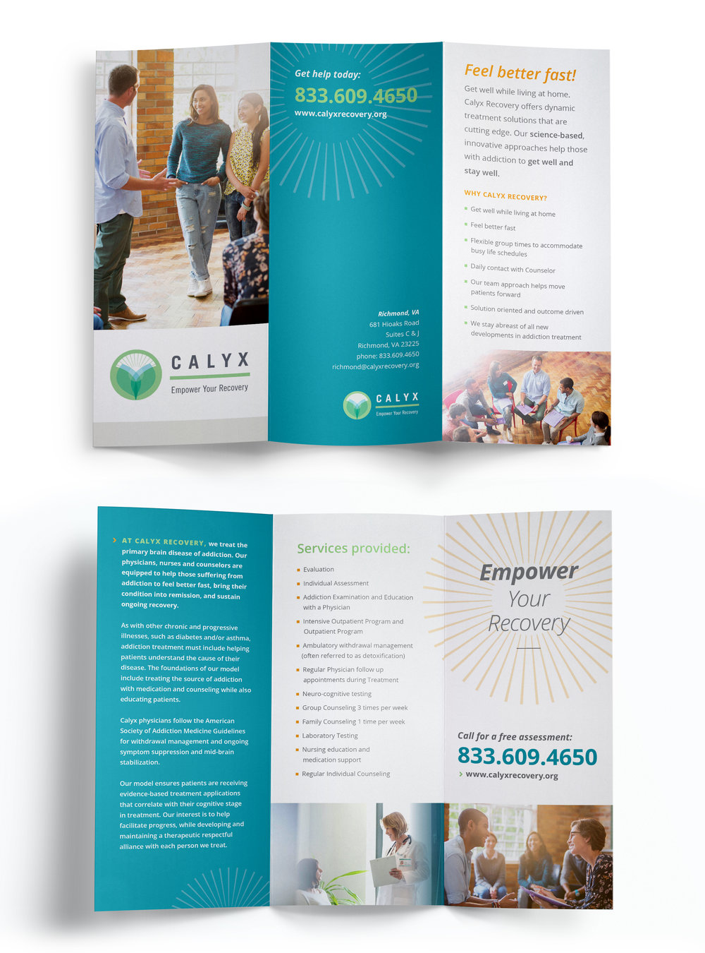 Kate Cunningham Design :: Calyx Recovery :: Identity :: Trifold Brochure.jpg