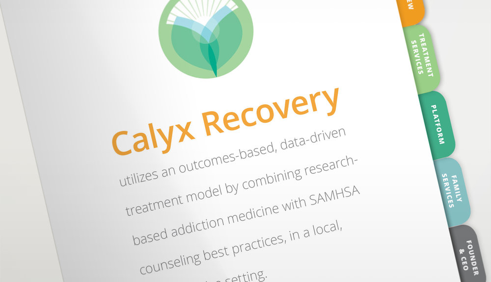 Kate Cunningham Design :: Calyx Recovery :: Identity :: Tabbed Booklet.jpg