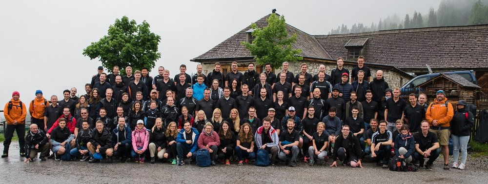 Team Event 2018