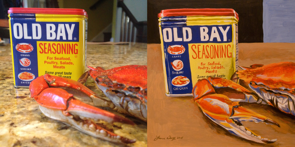 Meg's Old Bay