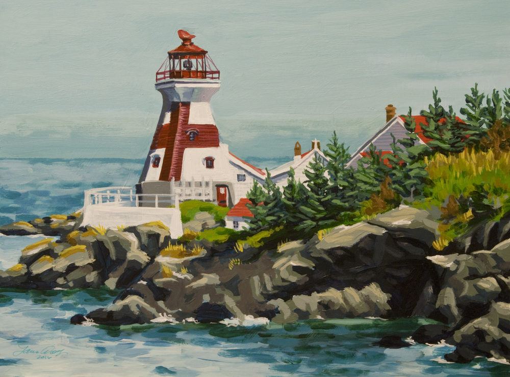 Campobello Island Light