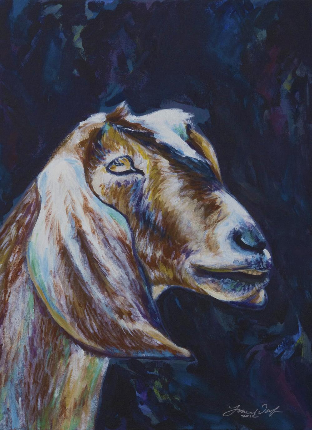 Rusty Goat