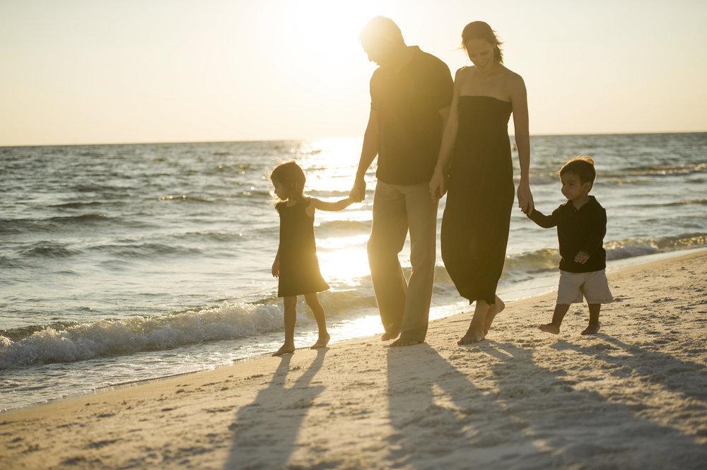 Best Pensacola Beach Florida Family Photographer