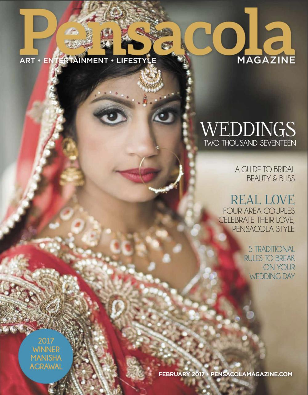 Pensacola Magazine (Cover)