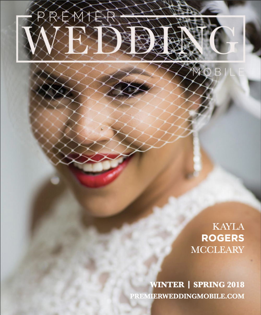 Premier Wedding Magazine (Cover)