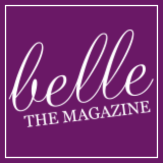 Belle Magazine - A Glamorous And Romantic Wedding That Checks Off All Our Boxes