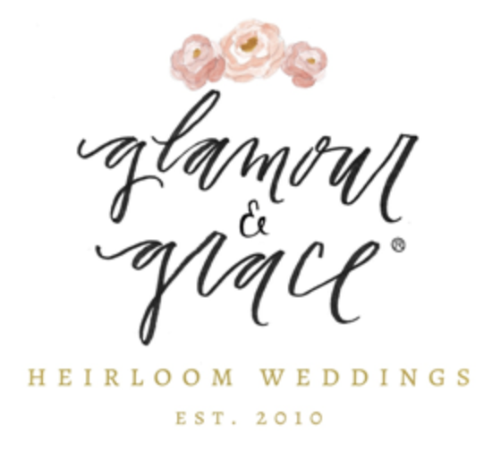 Glamour & Grace - Photo Fridays | Romantic Bridal Session