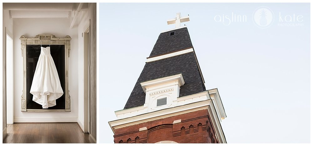 The Steeple on St Francis  |  Haley + John