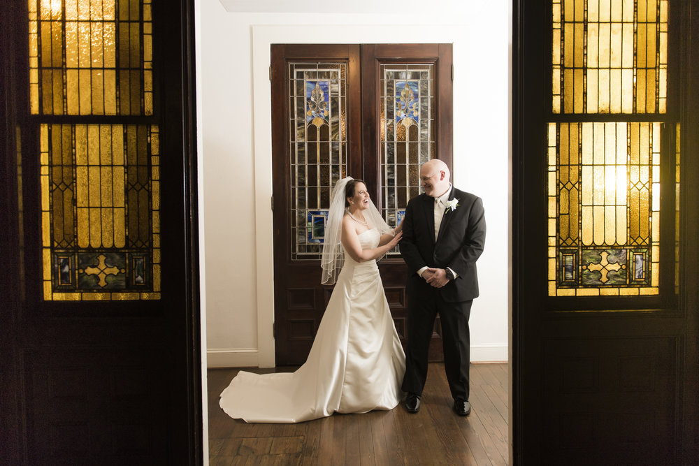 The Steeple on St Francis  | Grand Hall |  Karen + Jeff