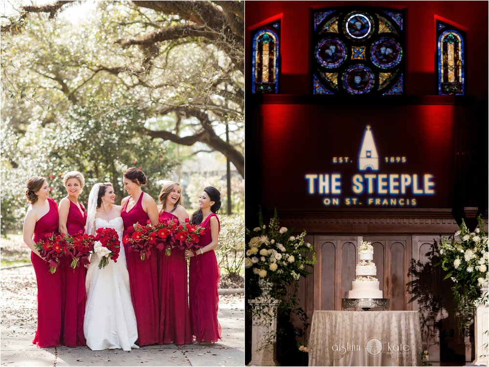 The Steeple on St Francis  | The Steeple Property |  Rachael + James