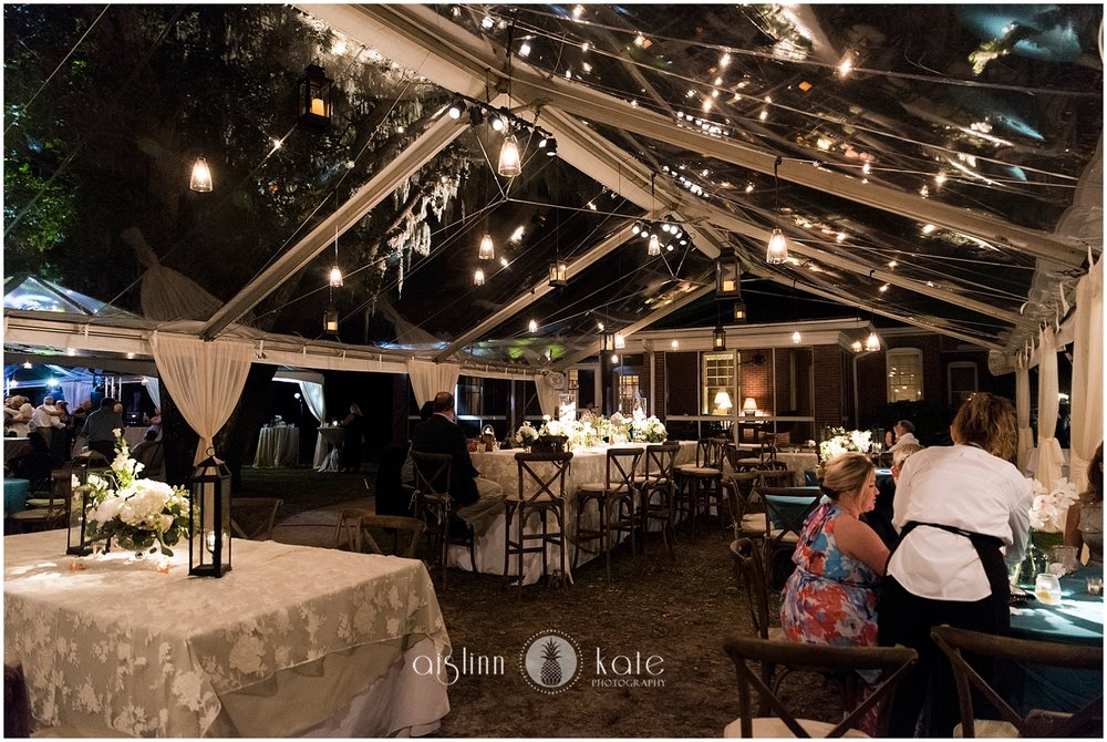 Turner Camp |    Megan K. Events    | Addie + Michael | Tent:    Port City Rentals