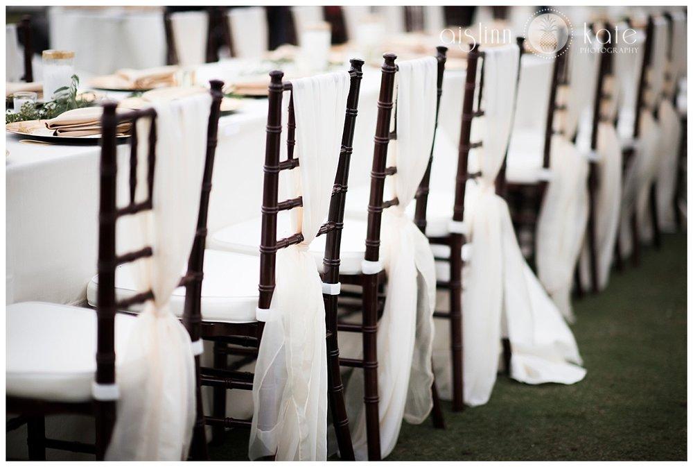 Megan K. Events  |  Pensacola Country Club |  Fiore '|  Five Flags Trolley | Wedding Walls  | Ali + Scott