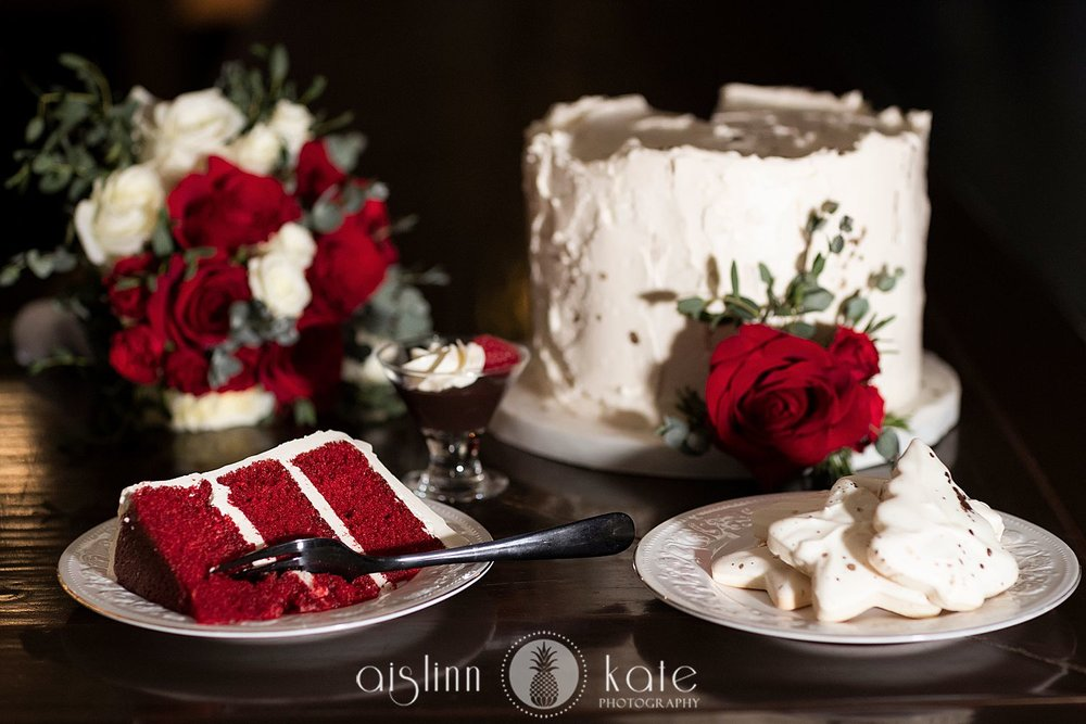 5ELEVEN CHRISTMAS STYLED SHOOT