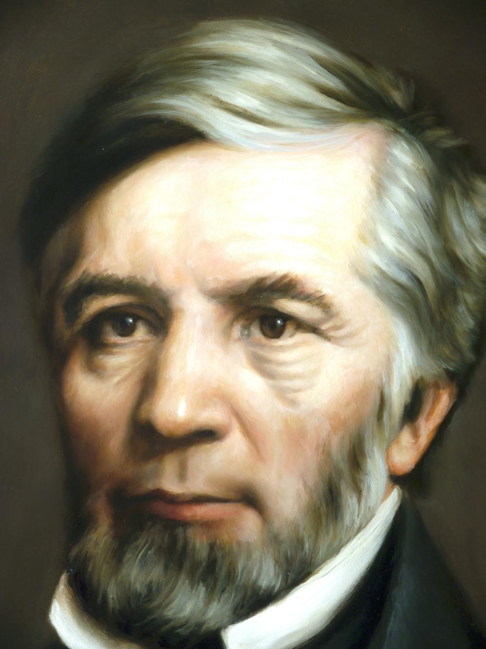 Kinsley S. Bingham - Detail