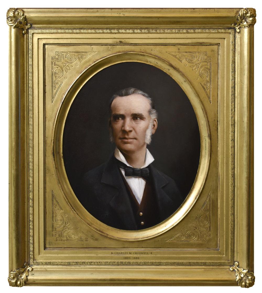 Governor Charles M. Croswell, Michigan