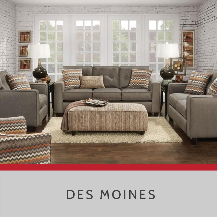 Rent Residential Furniture in Des Moines, IA