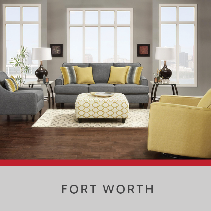 Rent Residential Furniture in Fort Worth, TX
