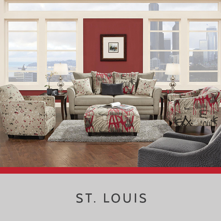 Rent Residential Furniture in St. Louis, MO