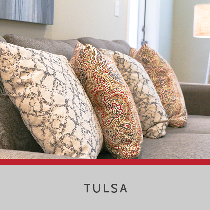 Rent Residential Furniture in Tulsa, OK